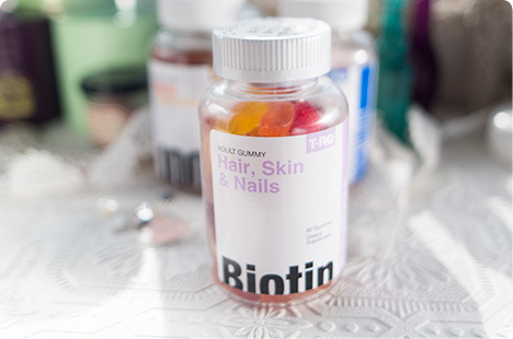 T.RQ, Hair, Skin & Nails, Biotin
