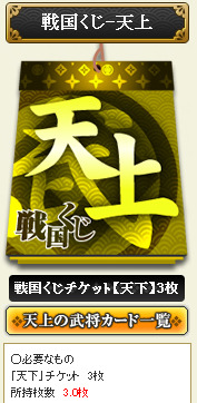 20170217114923戦国くじ - 戦国IXA
