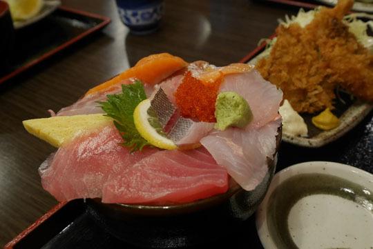 013海鮮丼