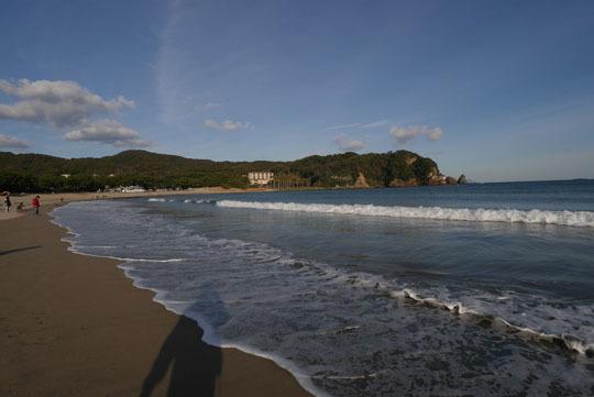 101海岸散歩