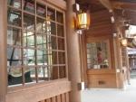 大國魂神社-大亀石鶴石・鼓楼09