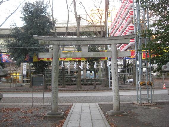 大國魂神社-宮乃咩神社10