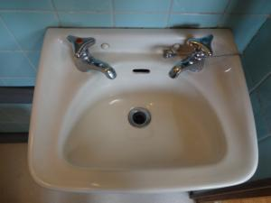 洗面台 ハウスクリーニング