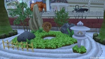 庭用ミニ枯山水