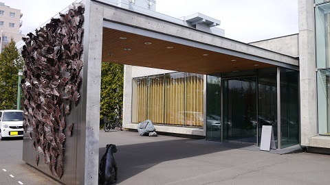 札幌市 六花亭 真駒内ホール店