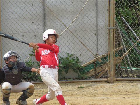 4月23日 練習試合 (13) AB