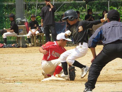 4月23日 練習試合 (15) AB
