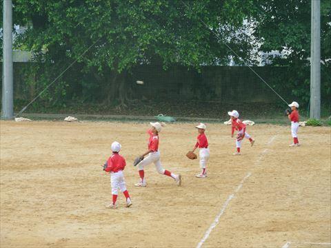4月23日 練習試合 (1) C