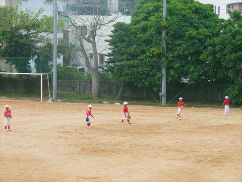 4月23日 練習試合 (2) C