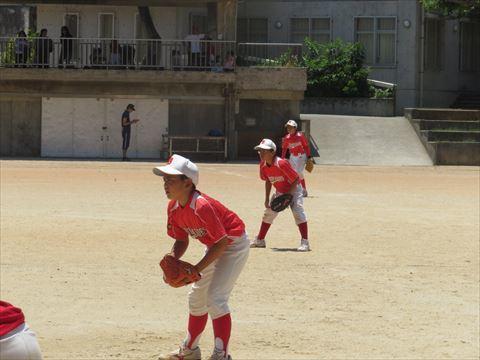 4月30日 練習試合 牧港小学校 (8)