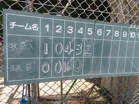 4月30日 練習試合 牧港小学校 (9)