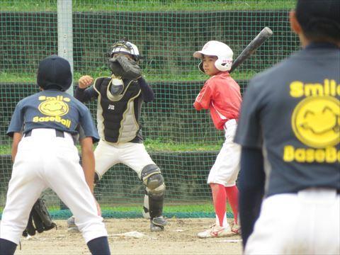 5月3日 南小 練習試合 (3)