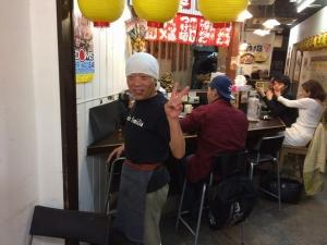 425日の出ラーメンのアヒルちゃん!(^^)!
