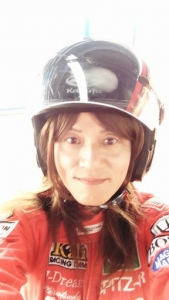 427レーシングスーツでいざ本番!(^^)!
