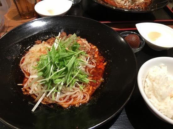shitatte sapporo③~汁なし担担麺セット