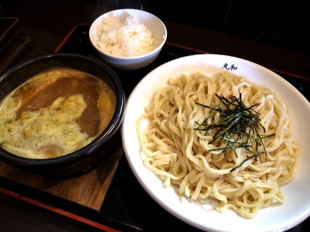 嘉六カレーつけ麺