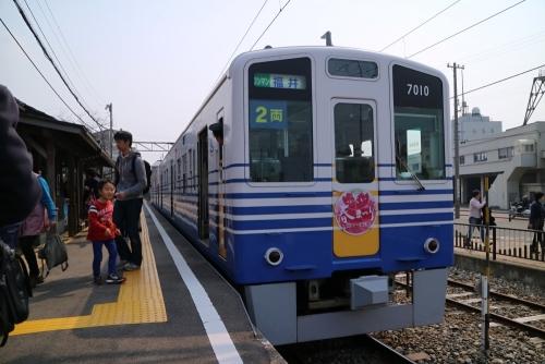 IMG_9578  三国駅到着