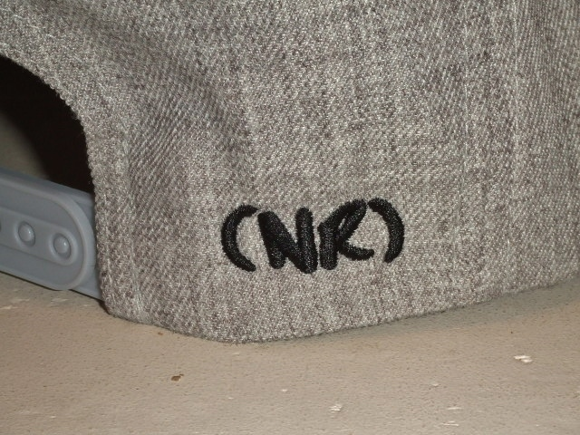 NORULE VERYSPECIAL CAP H.GRAY4