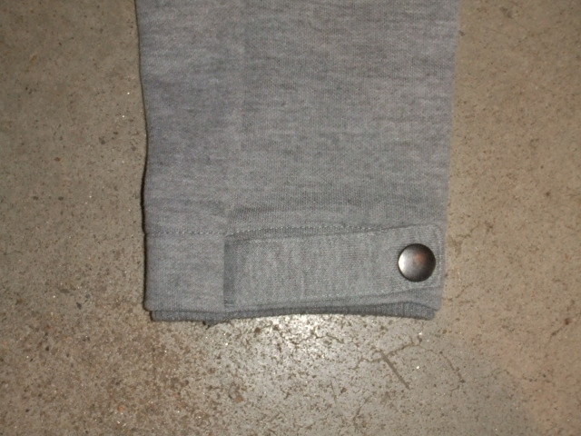 NORULE Stand collar jk gray5