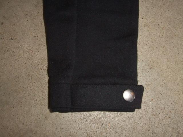 NORULE Stand collar jk black5
