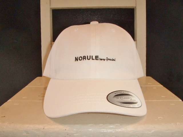 NORULE low cap white1