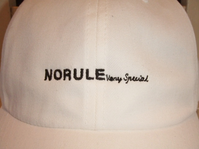 NORULE low cap white3