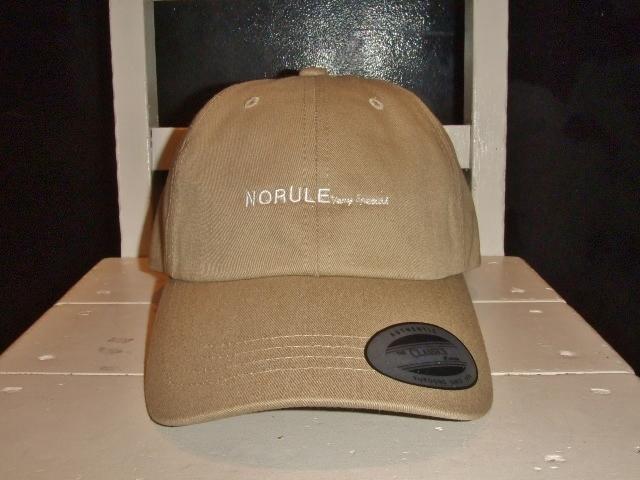 NORULE low cap beige1