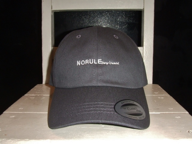 NORULE low cap gray1