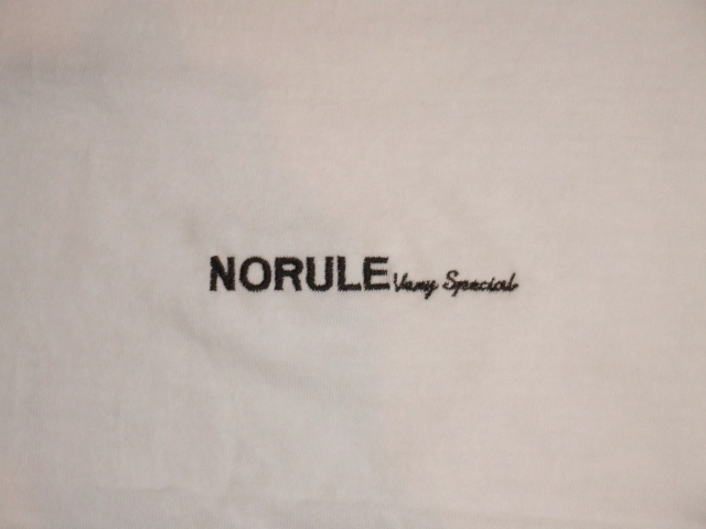 NORULE Perverse SS T White4