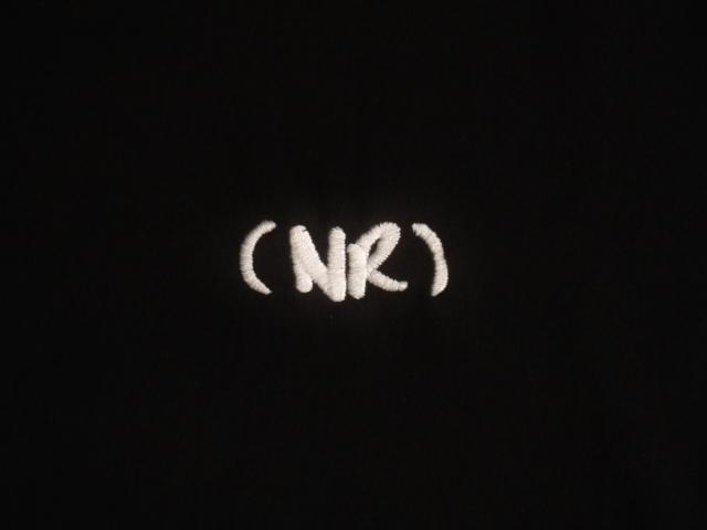 NORULE (NR) RIB TEE Black2