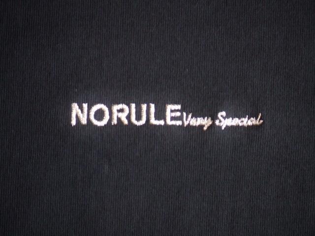 NORULE NORULEVerySpecial Black2