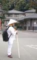 四国でジミーちゃんに会った