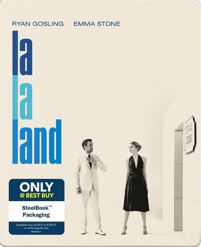La La Land Steelbook