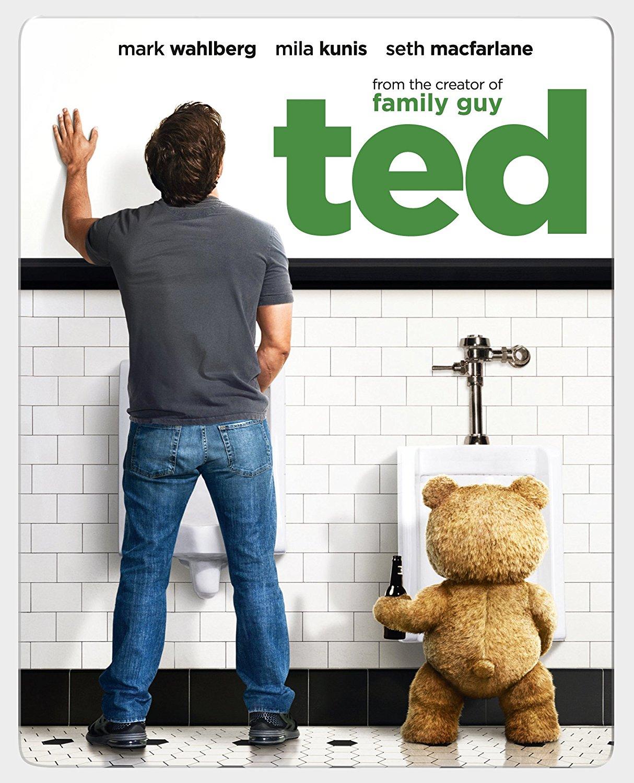 テッド ted スチールブック steelbook