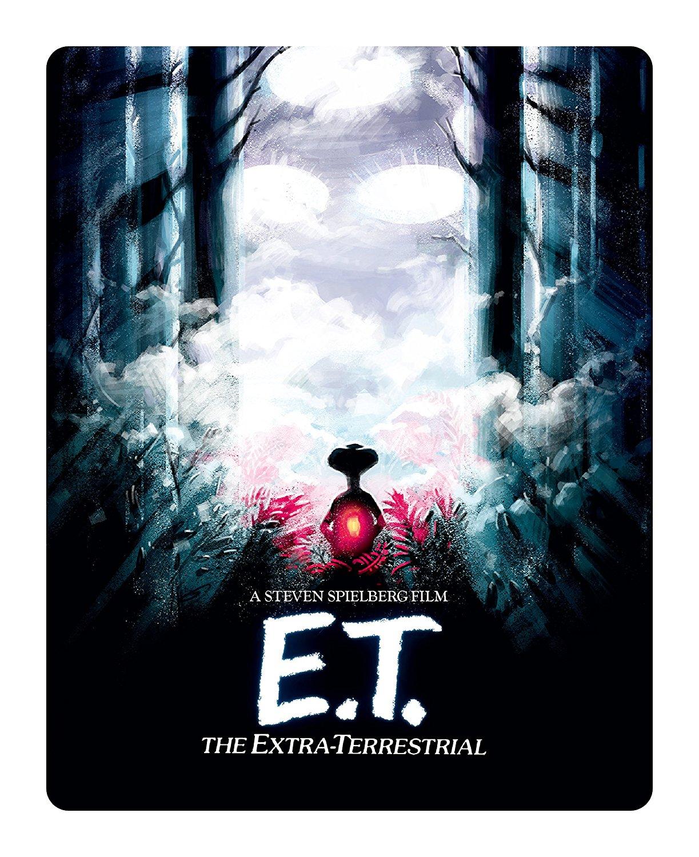 E.T. スチールブック ブルーレイ