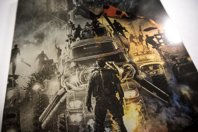 マッドマックス 怒りのデス・ロード ブラック&クローム エディション スチールブック
