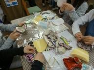 小学生の手芸教室4月2回目