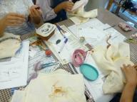 小学生の手芸教室5月