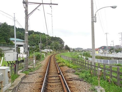 横浜高速鉄道こどもの国線の長津田3号踏切@横浜市青葉区f