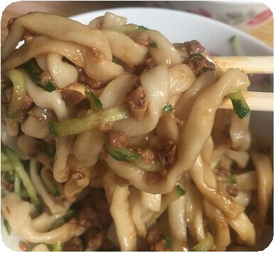 小林麺食店混ぜ