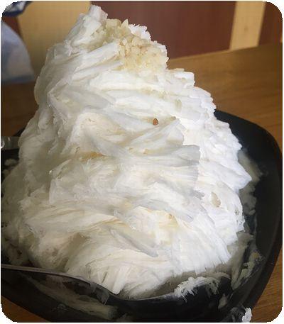 夏樹甜品かき氷