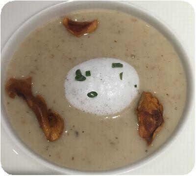凱恩斯岩燒餐廳スープ