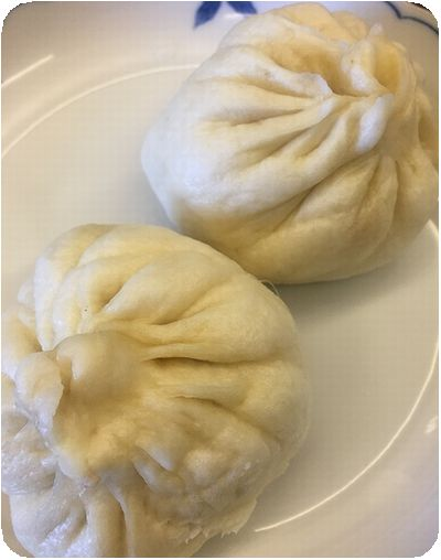 姜太太包子店饅頭