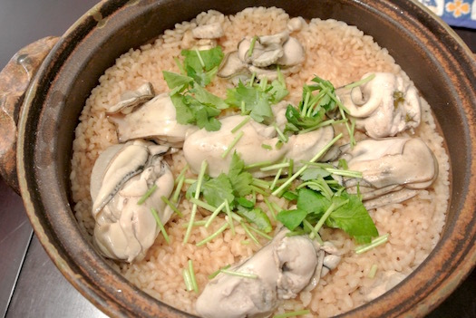 Oyster Rice