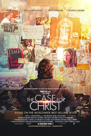 Case for Christ Poster