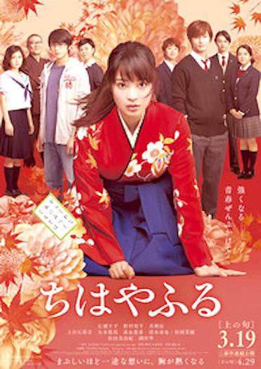 Chihaya Poster