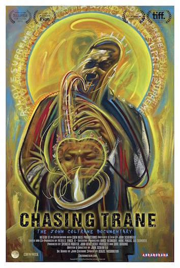 Chasing Trane Poster