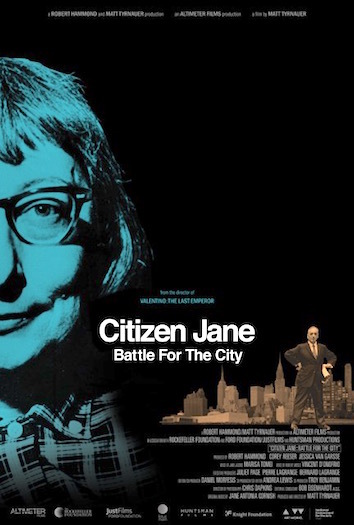 Citizen Jane Poster