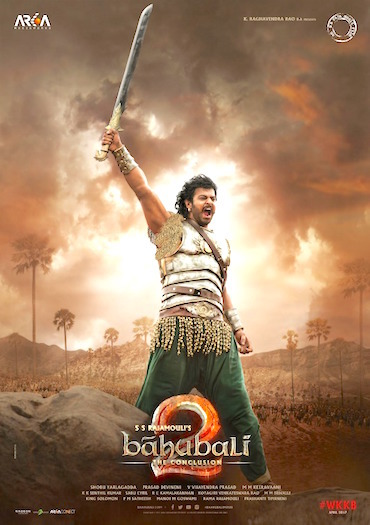 Baahubali 2 Poster