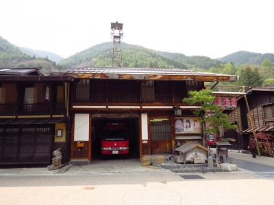 奈良井消防組